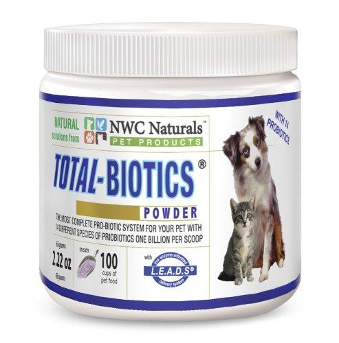 Total-Biotics® Probiotic supplement for pets