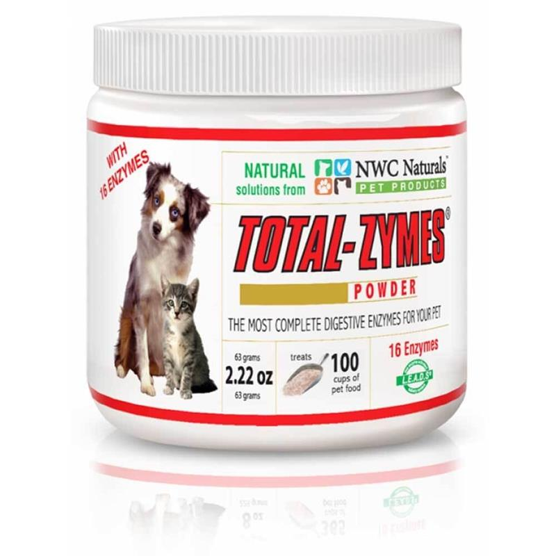 Total-Zymes®  Enzyme supplement for pets